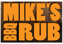 Mike's BBQ Rub - Spice Rub